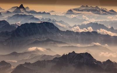 L'ascension virtuelle du Mont-Blanc