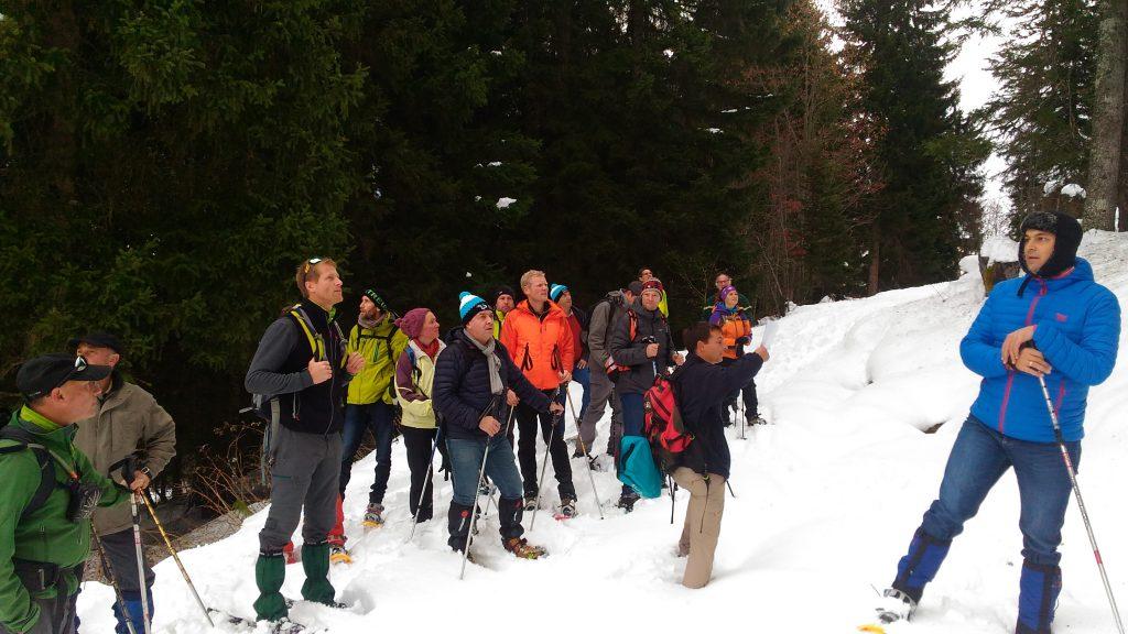 Rencontres du mont blanc 2016