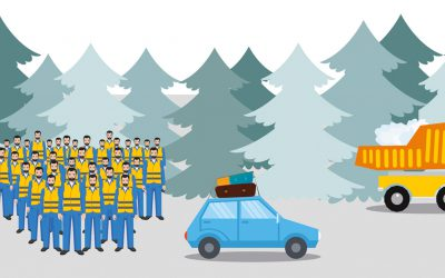 Vacances de Noël : Les équipes d'ATMB prêtes pour accueillir les vacanciers et la neige