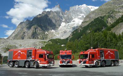 Les équipes du Tunnel du Mont Blanc innovent avec un nouveau système de pilotage des équipements de sécurité