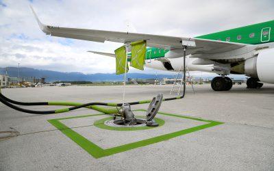 Neste collabore avec Genève Aéroport afin de proposer des solutions durables et renouvelables pour l'aviation