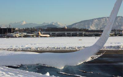 Genève Aéroport et les Services industriels de Genève vont produire du solaire photovoltaïque