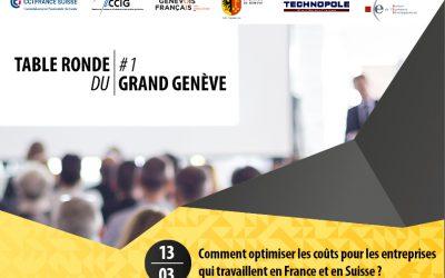Table Ronde du Grand Genève #1