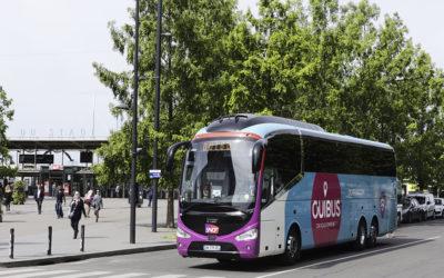 OUIBUS : nouvelle liaison directe entre Lyon Perrache et l'aéroport