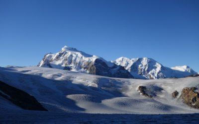 Une année d'extrêmes pour les glaciers suisses